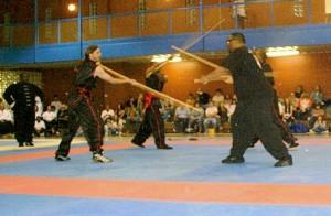Lam Tang Kung Fu Academy - Staff